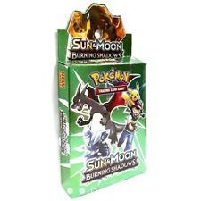 Pokemon Nintendo Trading Card Game Sun & Moon PK30 Set D - GREEN