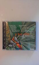 COMPILATION - A LOVE AFFAIR THE MUSIC OF IVAN LINS   - CD
