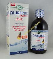 ESI DIURERBE Forte DRINK 500ml ananas drenante liquidi eccesso magnesio potassio