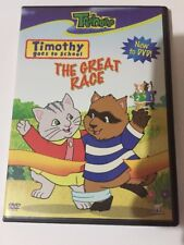 Timothy Goes to School - The Great Race (DVD, 2005)