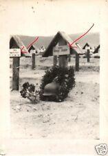 20957/ Originalfoto 7x10cm, Soldatengrab Gefr. Konrad Schäfer, verm. IR 388