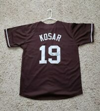 Bernie Kosar Cleveland Browns autograph jersey- new with tags