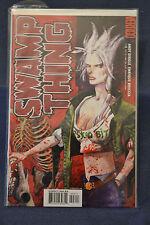 Swamp Thing v4 issue 3 from DC Vertigo Comics by Andy Diggle & Enrique Breccia.