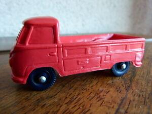beau jouet Stavenger Norway Tomte Lardal Bus Volkswagen n° 1 rouge