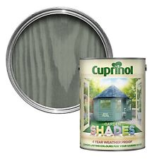CUPRINOL GARDEN SHADES - WILD THYME - 1 LITRE -  (125 ML TINS)  Paint Sheds Wood