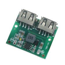 9V 12V 24V to 5V DC-DC StepDown,ChargerPowerModule Dual USB Output Buck Board LR