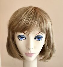 NWT JACQUELYN Wig CELINE Monotop BLONDE MIX 123 Synthetic Paige