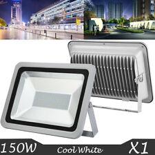 Led Flood Light 150Watt Cool White Super Bright Garden Outdoor Lighting Fixtures