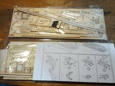 Wooden Boat Kits (2) 1:100 scale