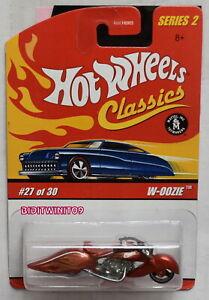 Hot Wheels Série Classique 2 #27/30 W-Oozie Bronze