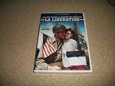 DVD, la libération, andré dussollier, film de guerre, neuf