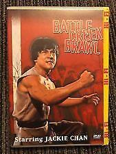 Battle Creek Brawl (DVD, 2008)Jackie Chan*R4*VGC