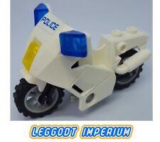 LEGO Motorbike - Police Motorcycle - City FREE POST