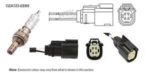 NGK NTK Oxygen Lambda Sensor OZA723-EE89 fits Ford Focus 2.0 GDI (LW), 2.0 ST...