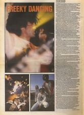 11/8/90 Pgn46 Review With Pictures: The Soup Dragons Live At Glasgow Mayfair