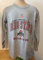 Ohio State Buckeyes 2003 Tostitos Fiesta Bowl Shirt OSU NCAA Football Mens Large