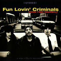 Fun Lovin' Criminals ‎– Come Find Yourself CD Chrysalis 1996 USED