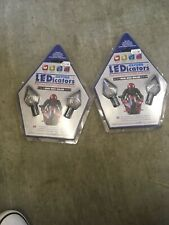 Oxford Diamond Led Motorbike / Moped Lights Brand New In Box