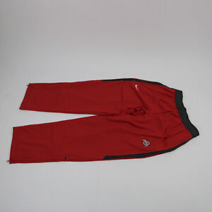 Ohio State Buckeyes Nike Dri-Fit Athletic Pants Men's Red/Gray New with Tags