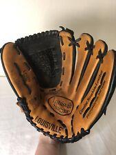 "New listing Louisville Slugger 12.5"" Baseball Softball Right Hand Thrower Glove Mitt LP1205"