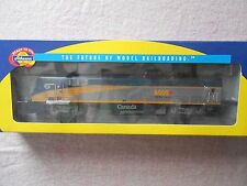 ATHEARN AMD-103 (P42) DIESEL LOCOMOTIVE HO GAUGE VIA RAIL POWERED DC NIB