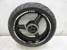 08 Suzuki GSX650 Katana 650 REAR WHEEL RIM
