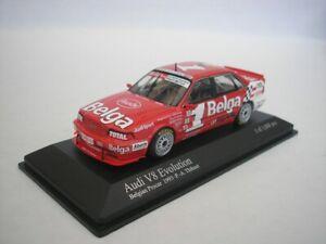 Audi V8 Evolution #1 Belgian Procar 1993 P.A.Thibaut 1/43 minichamps
