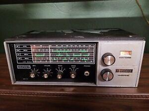 Vintage Heathkit SW 717 Shortwave Radio Receiver - Turns On, unsure how works