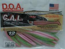 DOA 81-401 CALJ4-401 CAL Jerk Lure Electric Chicken 12CT 21013