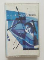 The Best of George Benson Cassette, Warner Bros, 1995, Tested, Works