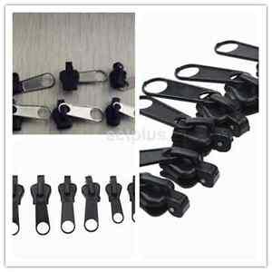 Removable 6Pcs Fix A Zipper Zip Slider Rescue Instant Repair Kit Replacement UK