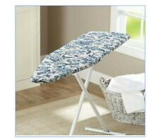 "Better Homes Reversible Thick Ironing Board Cover 15-18"" x 54"" Inch Gardens View"