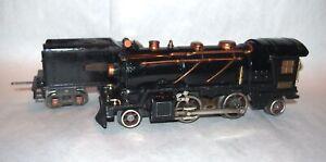 Lionel Prewar O Gauge 262 Steam Locomotive! Great Runner! 1931-32! PA