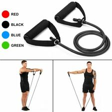 Training Rubber Tensile Yoga Pull Rope Elastic Resistance Bands Fitness Expander