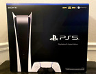 Sony Playstation 5 PS5 DIGITAL Edition Console Blu Ray 825GB NEW FAST SHIP