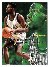 Anthony Bowie 1995 Fleer Orlando Magic NBA Insert Basketball Card