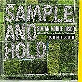 Simian Mobile Disco - Attack Decay Sustain Release (2008) - Brand New CD