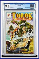 Turok Dinosaur Hunter #3 CGC Graded 9.8 Valiant September 1993 Comic Book