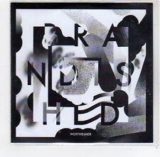 (FE334) Wertheimer, Brandished E.P. - DJ CD