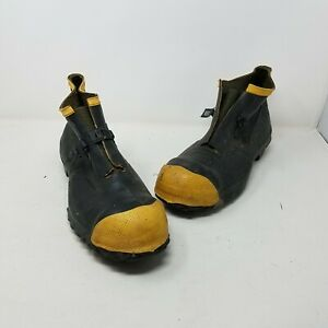 Ranger ANSI Boots Z41 PT91 Steel Shank Toe Protective Ankle Shoes Mens 11 Buckle
