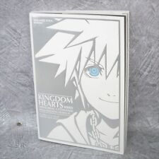 KINGDOM HEARTS SERIES Memorial Ultimania Art Fanbook Book SE43*
