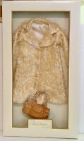 "Tonner AMERICAN MODELS - AMERICAN STYLE Coat and Handbag 21"" Doll OUTFIT - NRFB"
