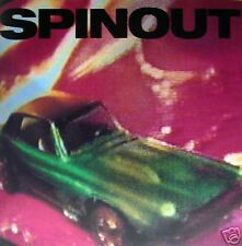 Spinout - Spinout CD