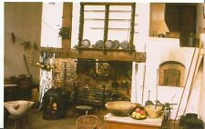 America  Postcard - Family Kitchen at Mount Vernon - Virginia   ZZ227