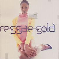 CD VARIOUS ARTISTS - REGGAE GOLD (USA 1998)