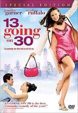 13 Going on 30 (DVD, 2004, Special Edition) Jennifer Garner, Mark Ruffalo