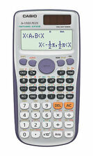 (Pack Of 5) New Casio Fx-115Es Plus Scientific Calculators -