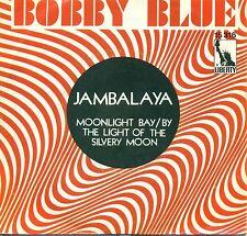 "Bobby Bleu - JAMBALAYA / Moonlight Bay / by the Light of the 7 "" Single (A 877)"