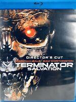 Terminator Salvation (Blu Ray + DVD)