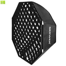 "Neewer 32"" x 32""/80cm x 80cm Grid Octagon Umbrella Speedlite Softbox with Bowens"